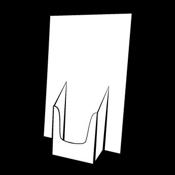 Flyerhalter