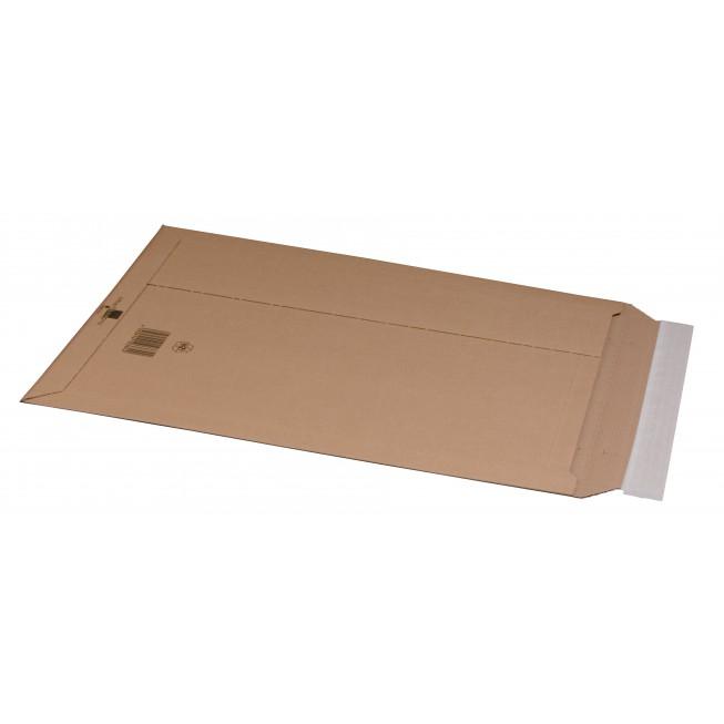 Versandtasche aus Wellpappe, A3, 335 × 500 × 50 mm