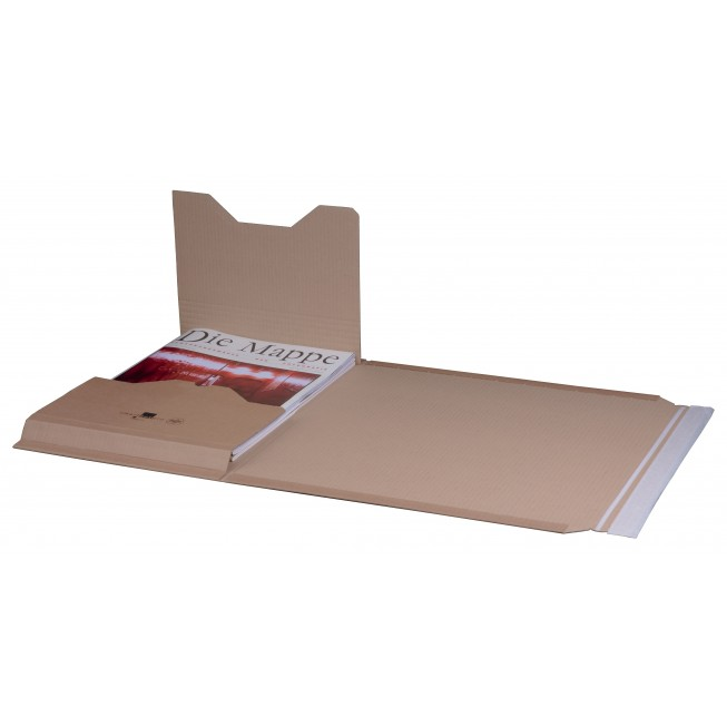 Universalverpackung, A3, 455 × 325 × 80 mm