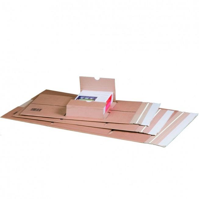 Universal Versandverpackung, B5, 250 × 190 × 85 mm