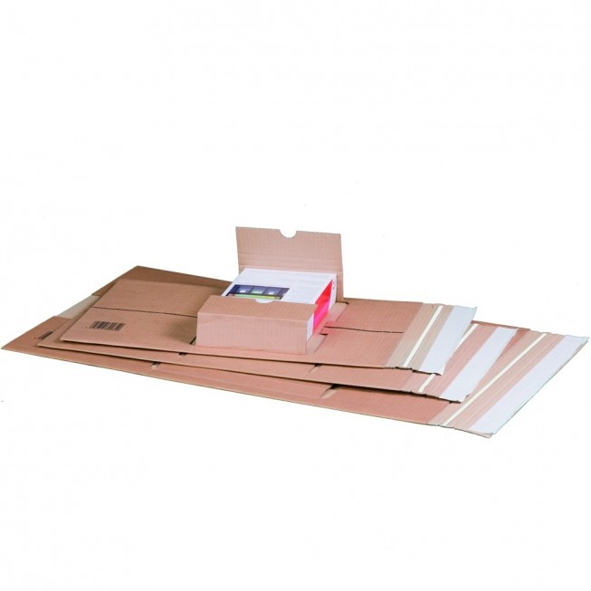 Universal Versandverpackung, C4, 350 × 260 × 70 mm