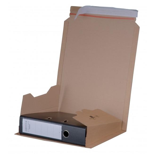 Ordner-Versandkarton braun, für 1 Ordner 35-80 mm