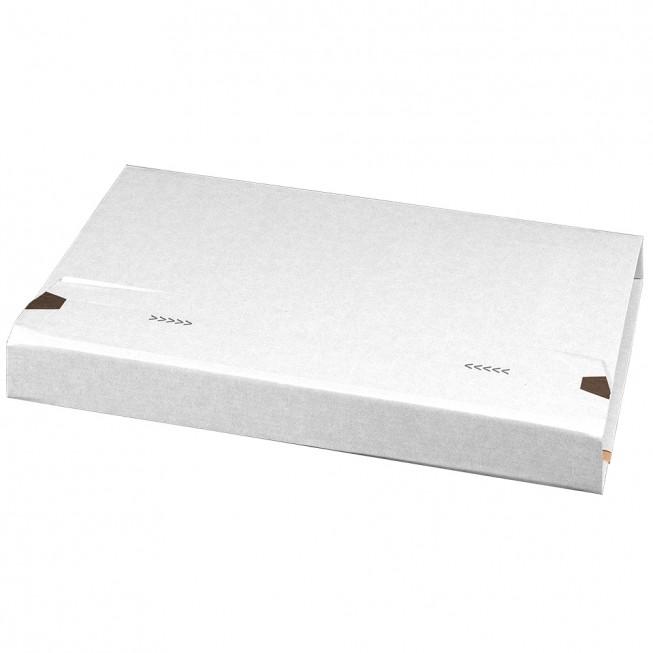 Universalverpackung weiß, A3, 455 × 325 × 80 mm