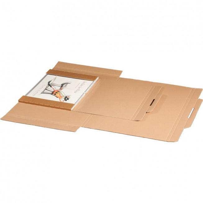Kalenderverpackung zum Wickeln, A2, 620 × 420 × 10 mm