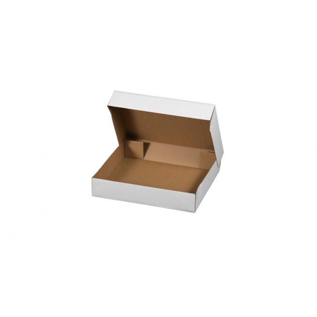 E-Commerce Faltbodenschachtel KLEIN für 400 × 300 × 80 mm