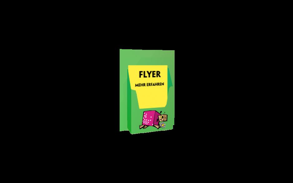 Flyerhalter DIN A5