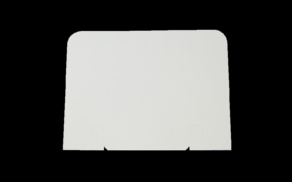 Topschild 390 x 300 rechteckig beidseitig