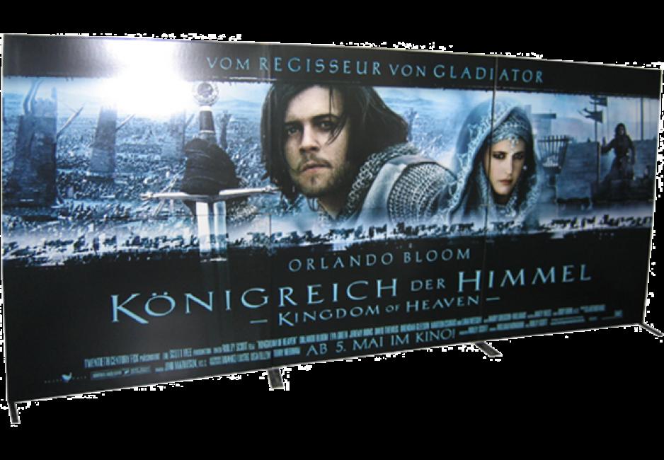 Kinowand XXL