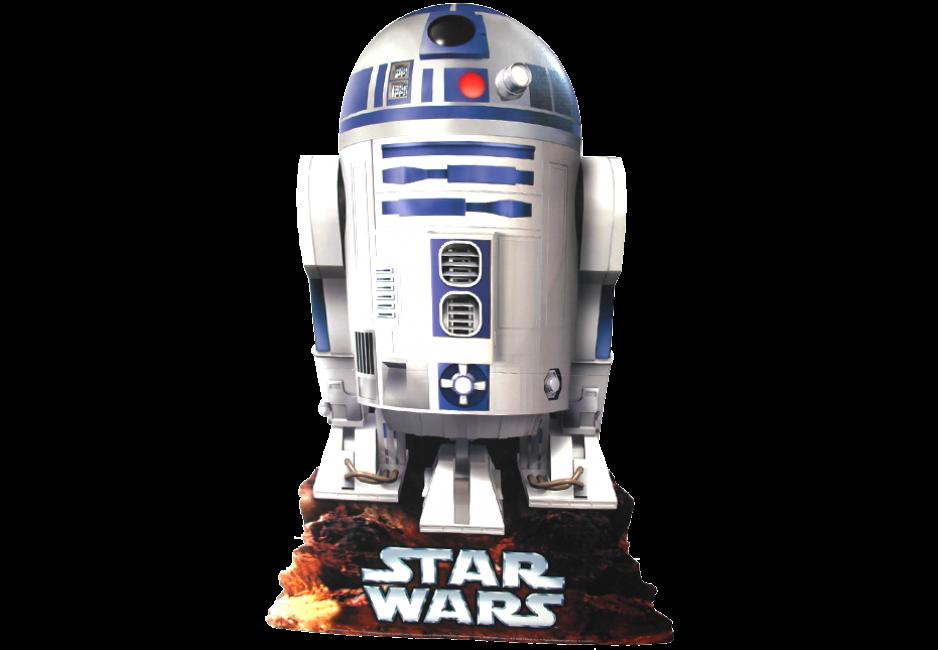 Lebensgroße Filmfigur Star Wars