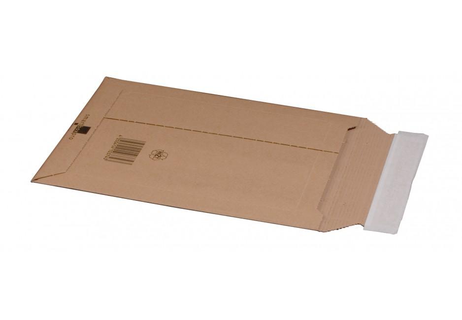 Versandtasche aus Wellpappe, A4, 210 × 292 × 50 mm