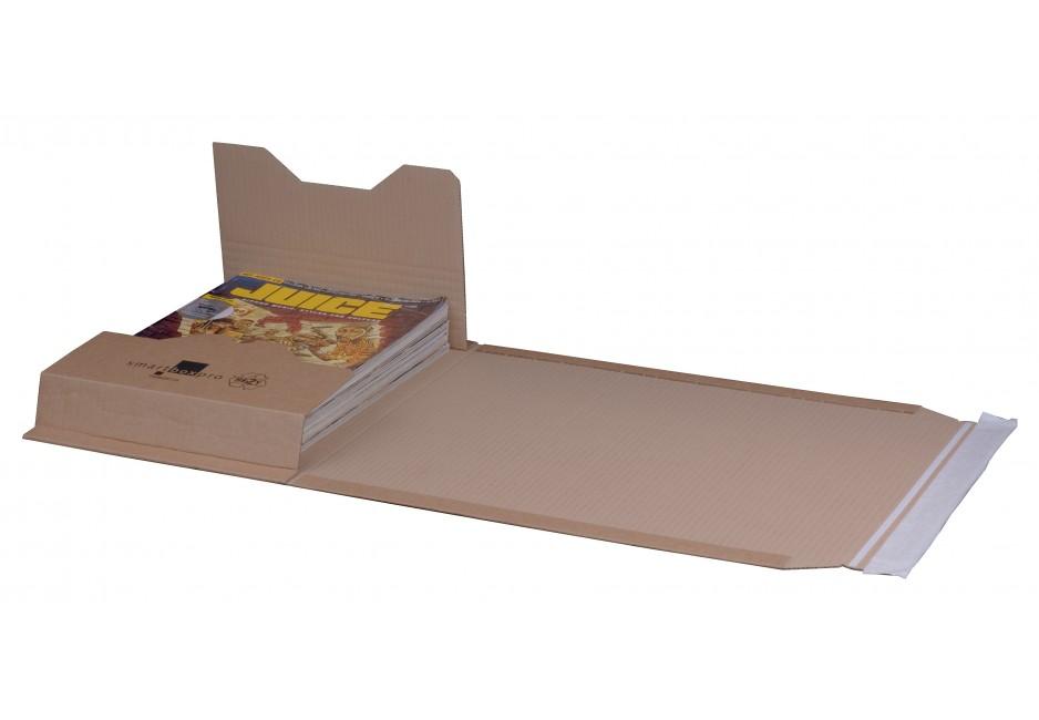 Universalverpackung, C4+, 335 × 275 × 80 mm