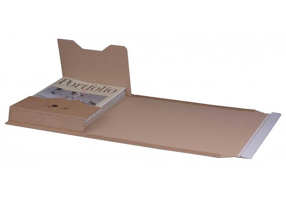 Universalverpackung, B4, 378 × 295 × 80 mm