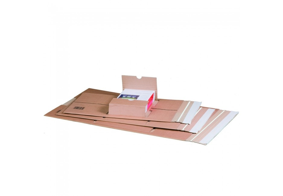 Universal Versandverpackung, A3, 430 × 310 × 90 mm