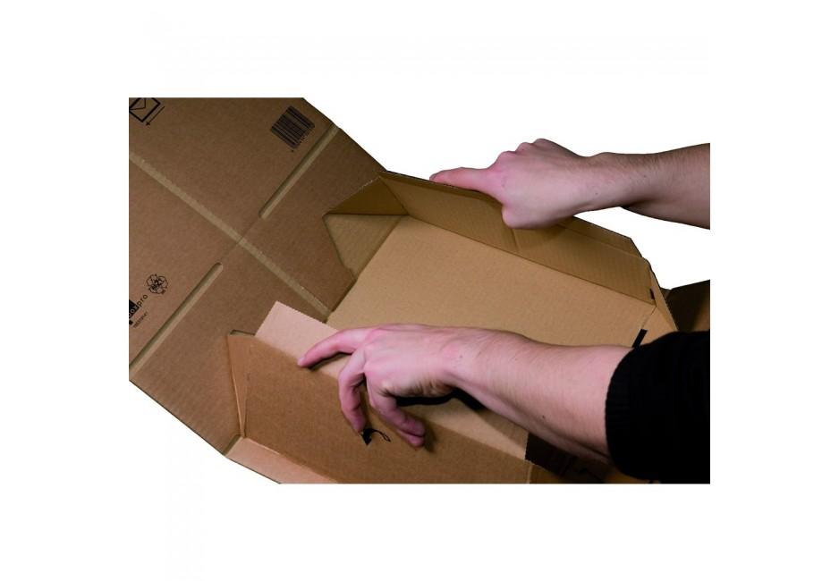 PACKBOX A4, 298 × 215 × 40 mm