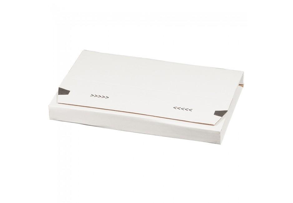 Universalverpackung weiß, A4, 300 × 220 × 80 mm