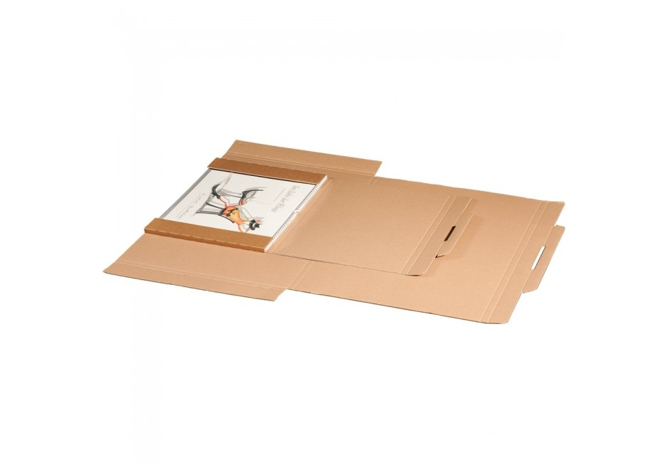 Kalenderverpackung zum Wickeln, A3, 420×310×10 mm