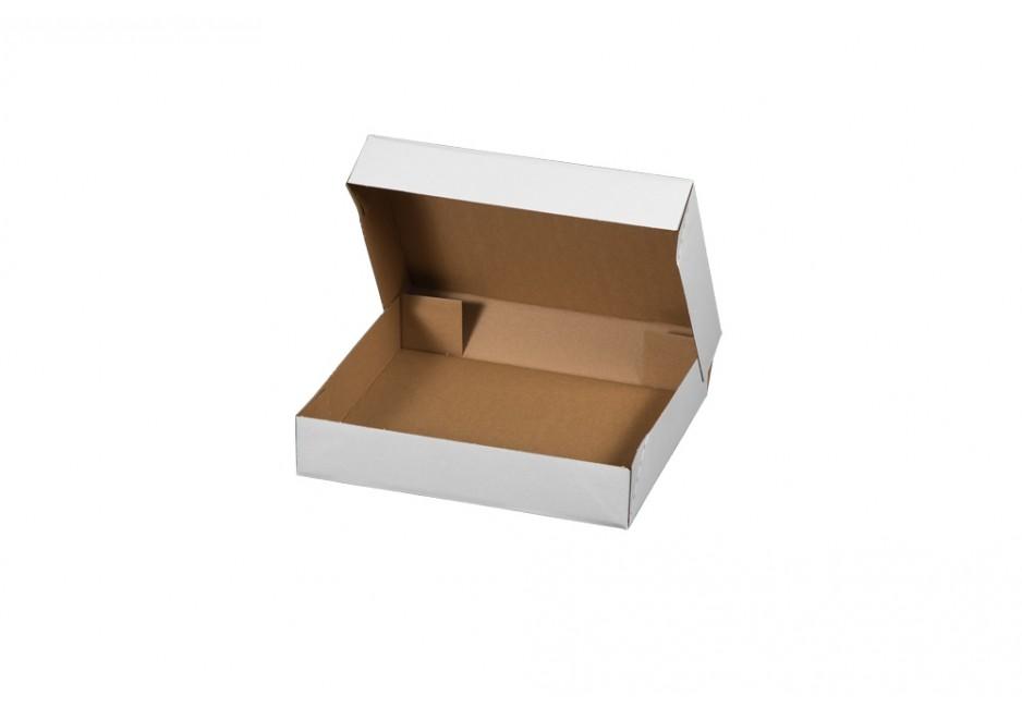 E-Commerce Faltbodenschachtel MINI für 300 × 240 × 60 mm