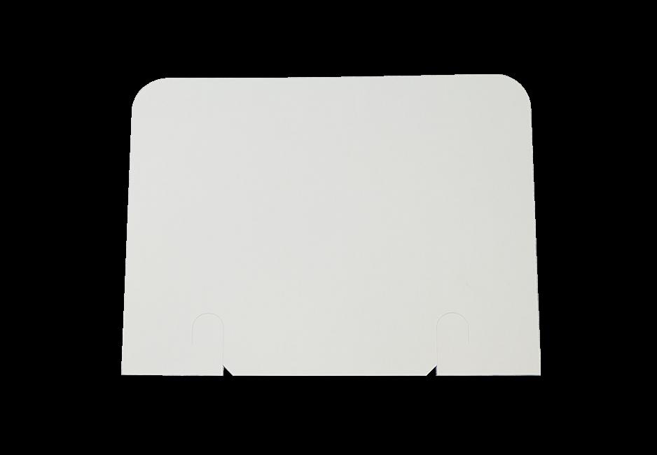 Topschild 390 x 300 rechteckig einseitig