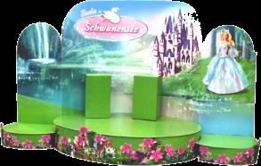 Themenwelt Märchen für Schaufenster
