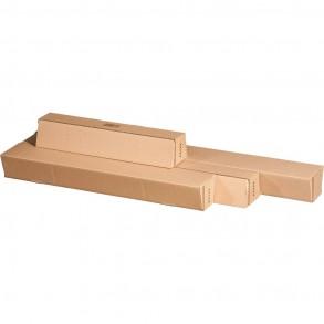 Trapez-Versandverpackung A2, 435 × 105/55 × 75 mm