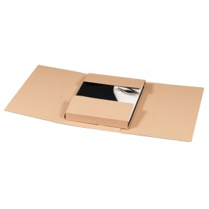 Twist-Buchverpackung für DIN A4 330 × 240 × 80 mm