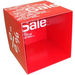 SALE-Display