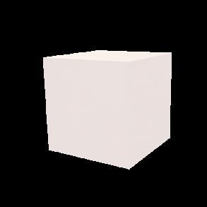 Dekowürfel weiß unbedruckt 300×300×300